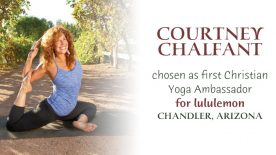Courtney Chalfant Yahweh Yoga Media