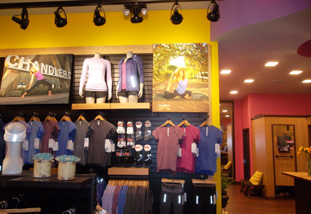 Lululemon Ambassadors for Chandler Store Yahweh Yoga