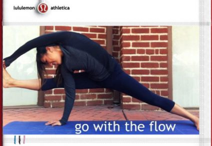 Lululemon in California Yahweh Yoga