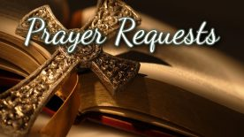 Prayer Requests Yahweh Yoga