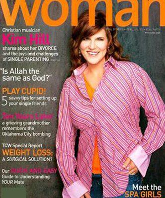 Today's Christian Woman Media Yahweh Yoga
