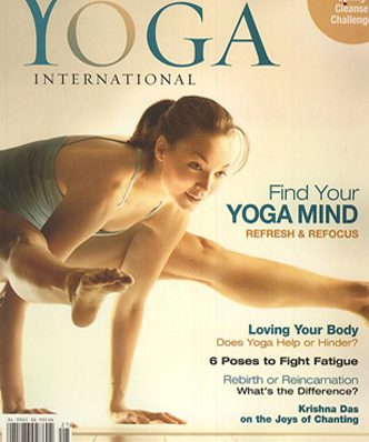Yoga International Media Yahweh Yoga