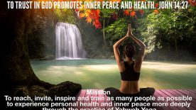 Yahweh Yoga Mission